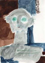 """""""Marco"""" Aquarelle (15 / 21 cm)"""